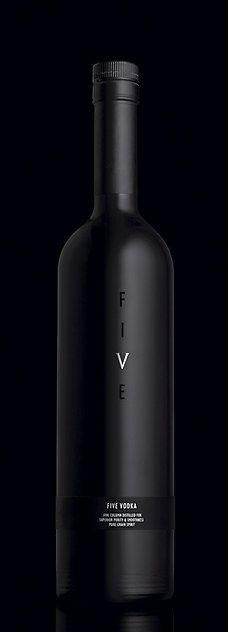 Five Vodka #fivevodka