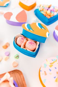 Colorful DIY Candy B