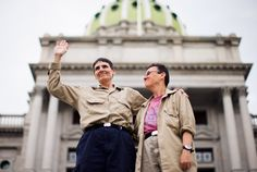 In two days, two judges, in Oregon and Pennsylvania, overturned their states' bans on gay marriage. Amy Davidson on the rulings, and the road to marriage equality in all fifty states.