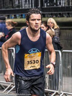 Marathon 2012 - Dublin (Ireland) Runner No. 3530