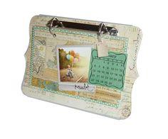 calendar display, calendar idea, heidi swapp