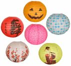 Different types of paper lanterns available in various sizes and colors. Choose unique Asian/ Chinese paper lanterns at online decor store Just Artifacts and to decorate parties, weddings, home decor and other special occasions.