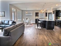 Check out this Living Room in White City #ComFree   #saskatchewan #homesforsale