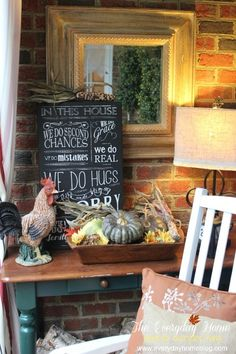 Hometalk :: Fall Porch Decorating Ideas :: Front Porch Ideas's clipboard on Hometalk