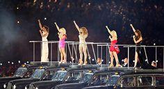 A Distinctly British Show Closes Olympics - NYTimes.com