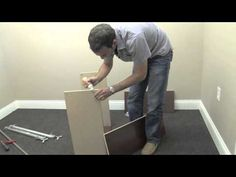 Straighten And Strengthen – IKEA BILLY Bookcase Hacks for the Lazy