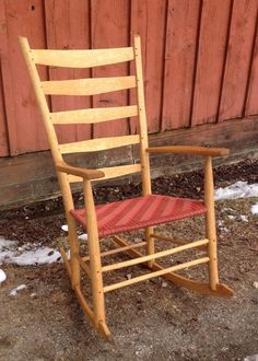 Rocking Chair by Aubry