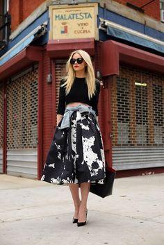 #fashion #fashionista @Blair R R R R R R Eadie // Atlantic Pacific Atlantic-Pacific: splat