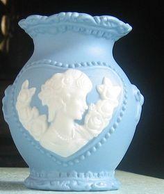 Vintage Shabby Chic Vase