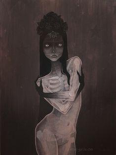 Luz - amazing art by I.G. Sirenita