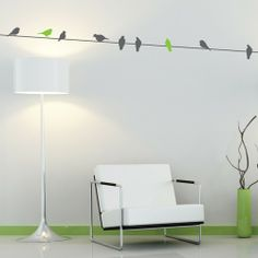 Bird Wall Decals