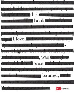 Learn more about banned books!