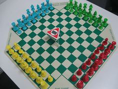 4-way chess