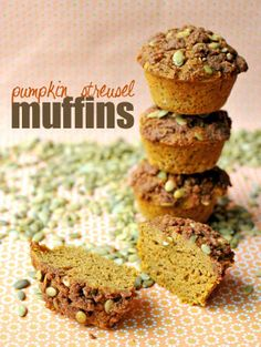 Clean Eating Gluten-Free Pumpkin Muffins