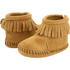 Moccasins for my little Indian!!!