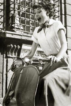 Audrey Hepburn | #1953 #muse