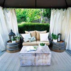 Backyard Ideas On A