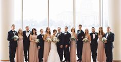Elegant Midwest Wedding at the Oklahoma History Center