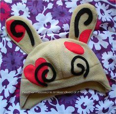 Pokemon Hat by herarlovesyou on Etsy, $23.00