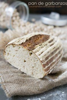Chickpea bread - Pan de Garbanzos