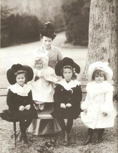 The Grand Duchesses