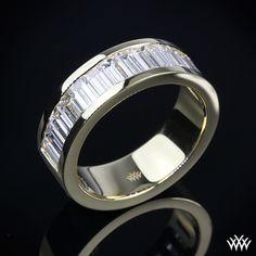 Image Result For Mens K Gold Wedding Band