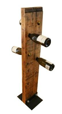 BOXCAR WINE RACK  Th