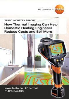 Testo - Thermal Imaging for HVAC Engineers