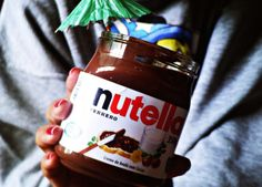 There may be a Nutella shortage soon. Stay calm, everyone. And take some steps to reduce the effects of global warming, or there could be a Nutella extinction.