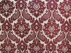 Duro Torri Burgundy Upholstery Fabric