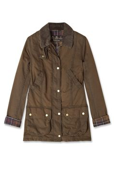 Barbour Heritage Beadnell Jacket