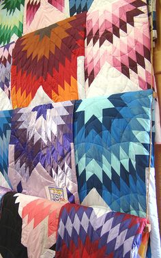 Quilts, via Flickr.