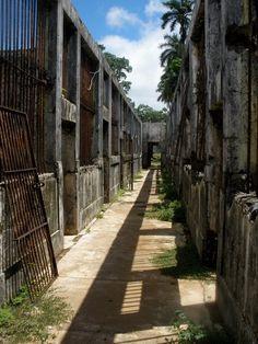 Prison on Coiba, Panama
