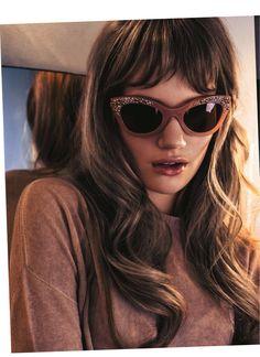 Girls in Glasses-MAISON Kiss Kiss LONDON