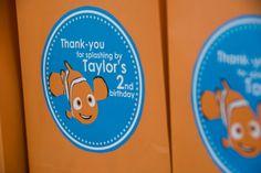 Little Muon: Taylor's 2nd Birthday - Part 1: Finding Nemo