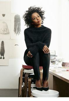 Lorna Simpson, New York Artist + Photographer