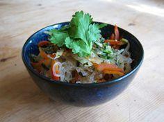 Kelp Noodle Stir-fry
