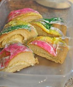 Christy Jordan's Super Easy King Cake