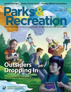 NRPA Parks & Recreation Magazine May 2014