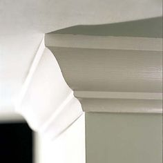Photo: Kolin Smith | thisoldhouse.com | from Crown Molding Materials