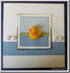Rubber Duckie Card 3