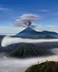 Mount Bromo,Indonesia