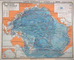 pacific ocean map asia  ... pacific ocean a