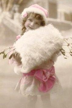 Victorian Snow Child