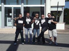 Staff #Ta11 @Stefano Forzoni @Rudy Bandiera @Claudio Gagliardini @daniele Giudici