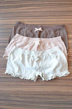 Free people booty shorts make the perfect Pjs