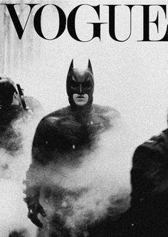 Batman by Peter Lindbergh.