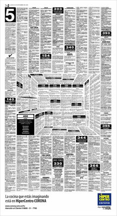 Crazy 3-D Newspaper Ad Brilliantly Hides a Whole Kitchen Inside a Classifieds Page   Adweek