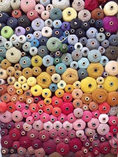 yarn by hippyhappygirl, via Flickr