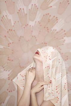 SuTurno Blondell scarves